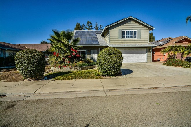 Remodeled 3-Bedroom House In South Stockton