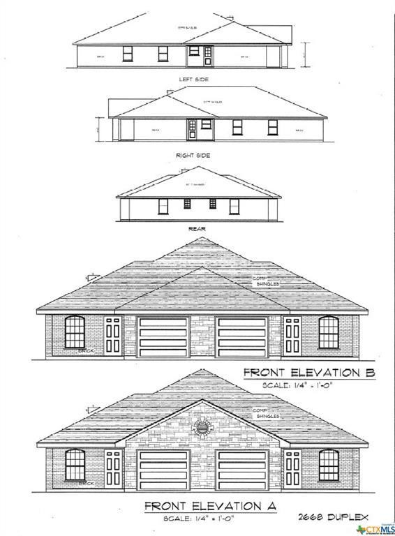 1-Story Multi-Family Home In Comanche Land