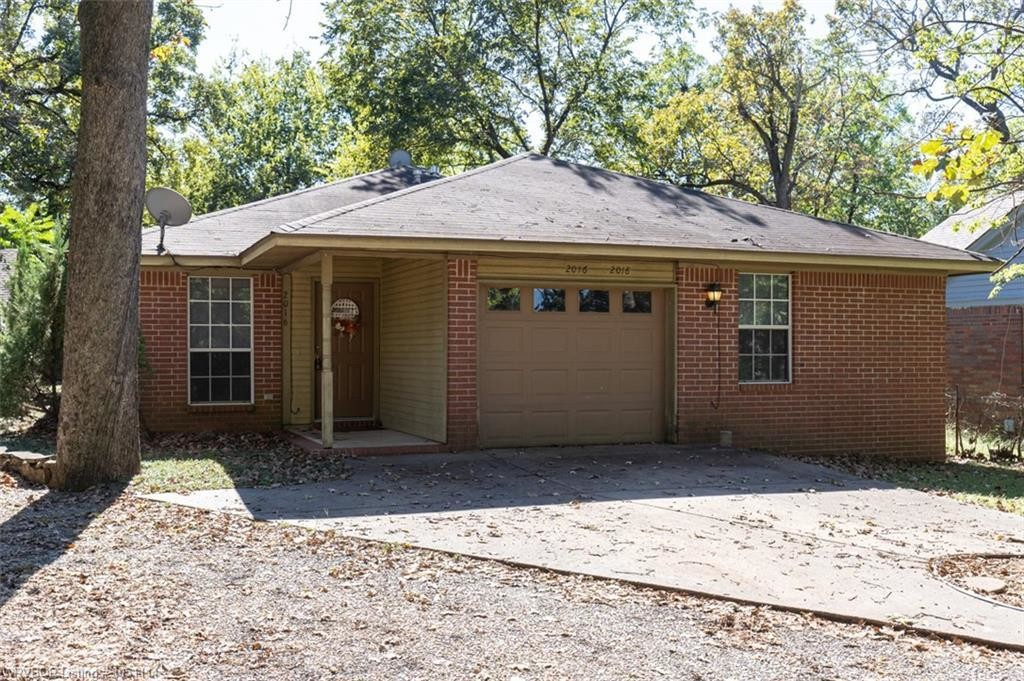 1-Story Multi-Family Home In Fort Smith