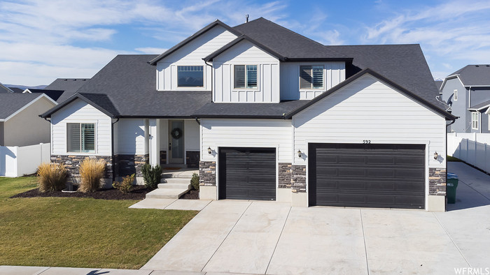 3-Story House In Lehi