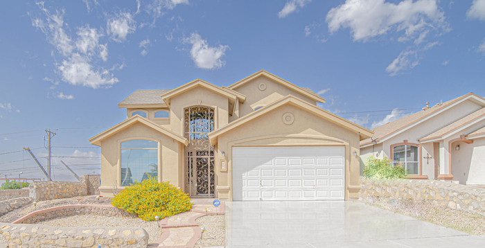 4-Bedroom House In Yucca