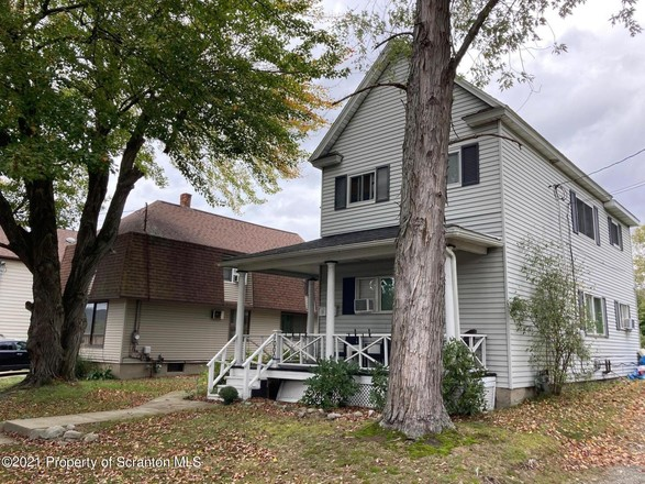 2-Story Multi-Family Home In Olyphant