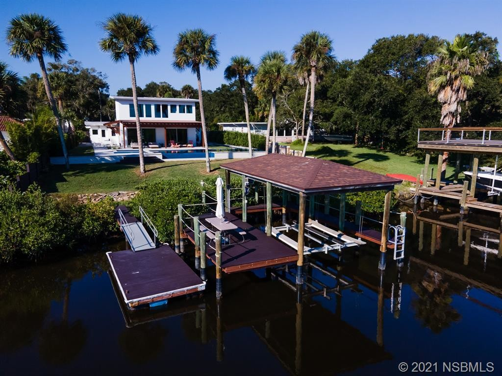 Renovated Waterfront House