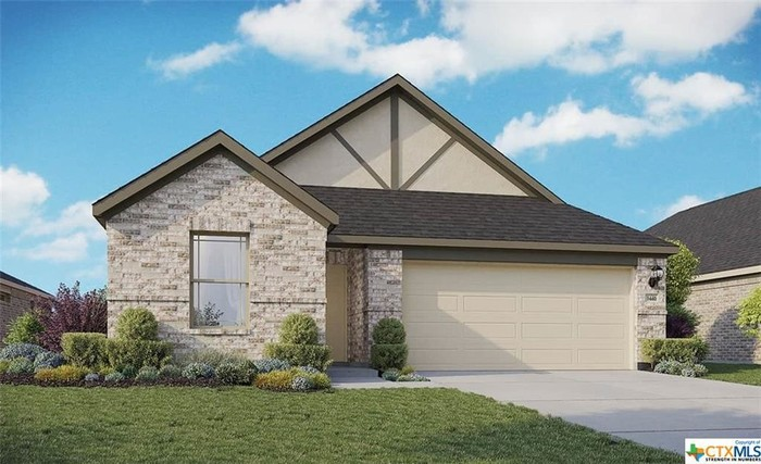 1-Story House In New Braunfels