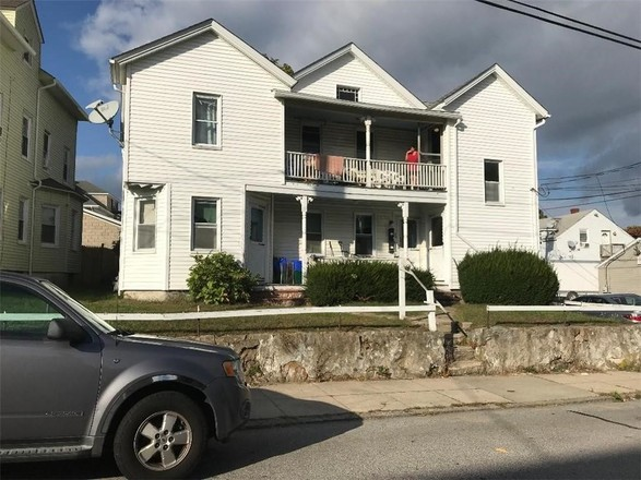 Multi-Family Home In West Warwick Centre