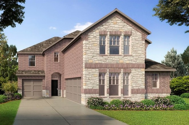 2-Story House In Downtown Grand Prairie
