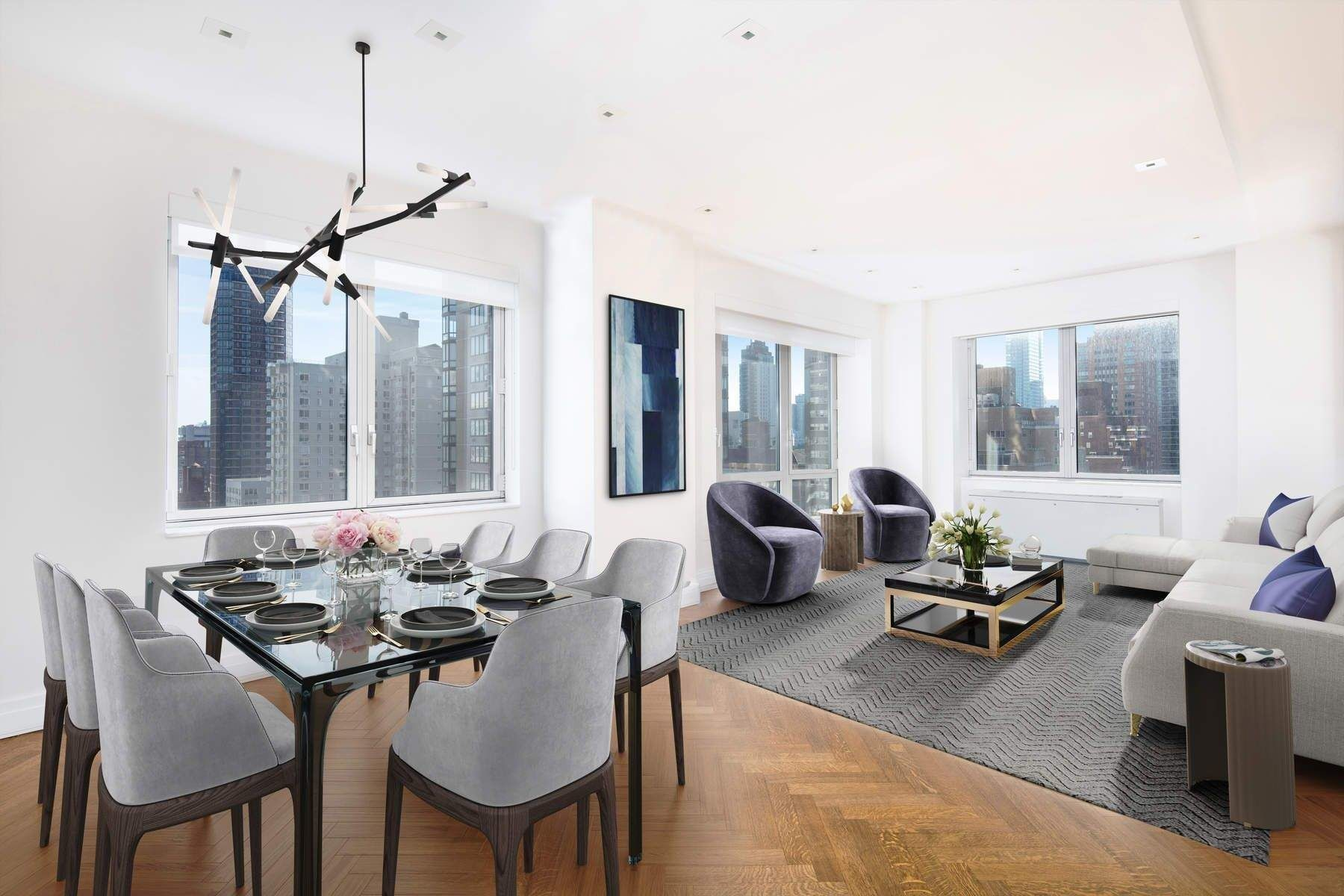 Upscale 2-Bedroom House In Upper East Side