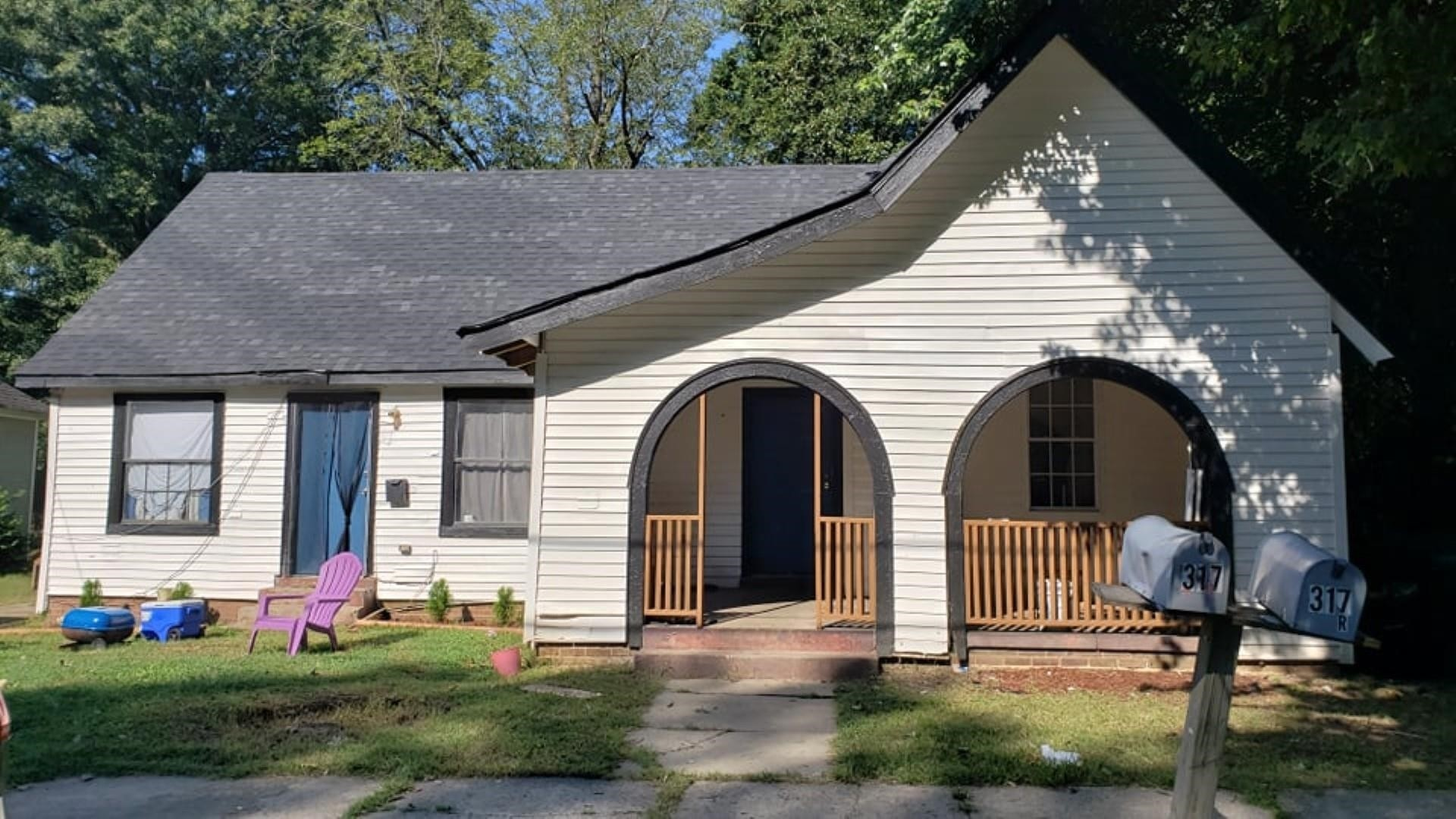 Multi-Family Home In Downtown Jackson