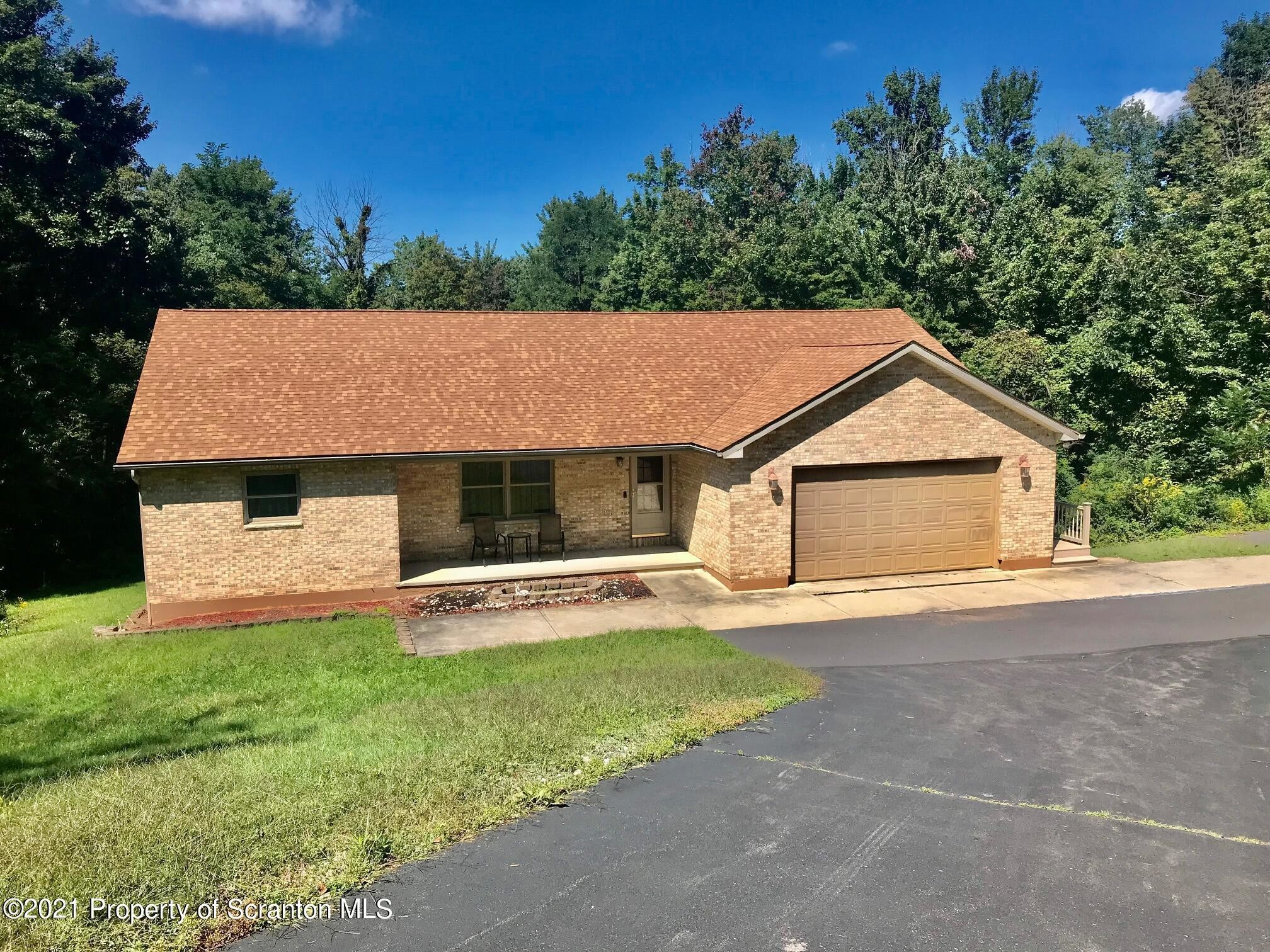 3-Bedroom House In Archbald
