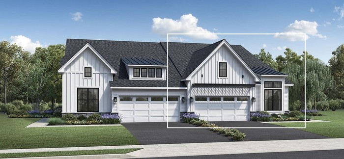 Move In Ready New Home In Regency at Creekside Meadows - Carriages Collection Community