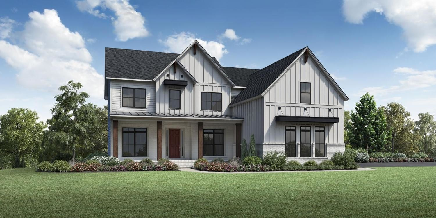 Ready To Build Home In Northfield Community