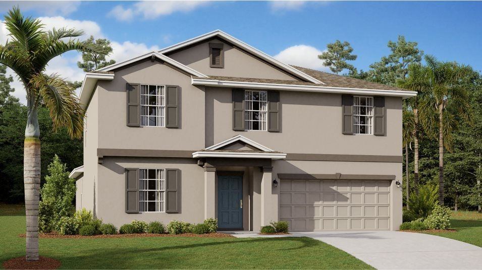 Move In Ready New Home In Old Hickory - Brookstone Collection Community