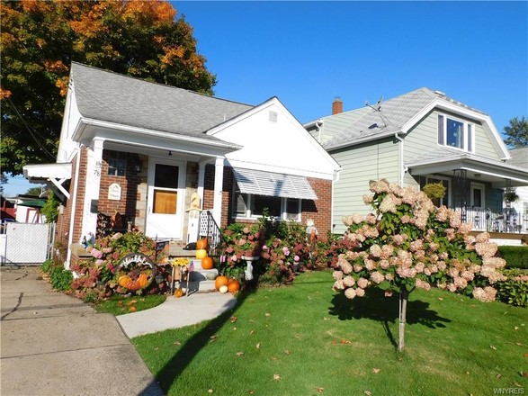 4-Bedroom House In South Buffalo