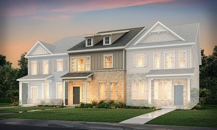 Move In Ready New Home In Harmony at Matthews Community