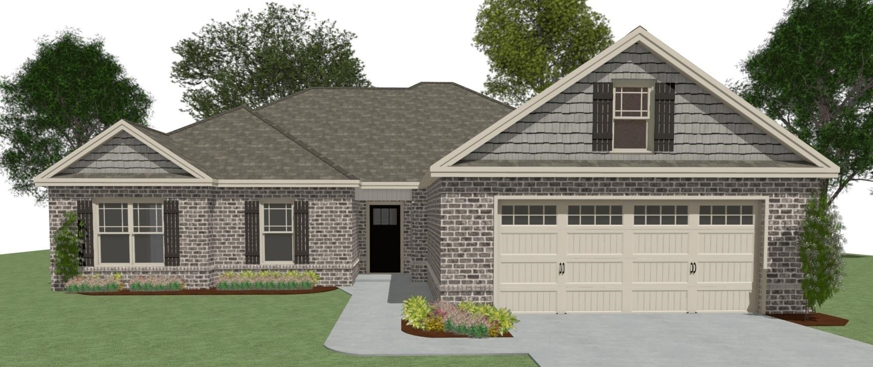 1-Story House In Warner Robins
