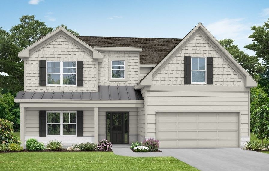 Ready To Build Home In Victoria Heights Community