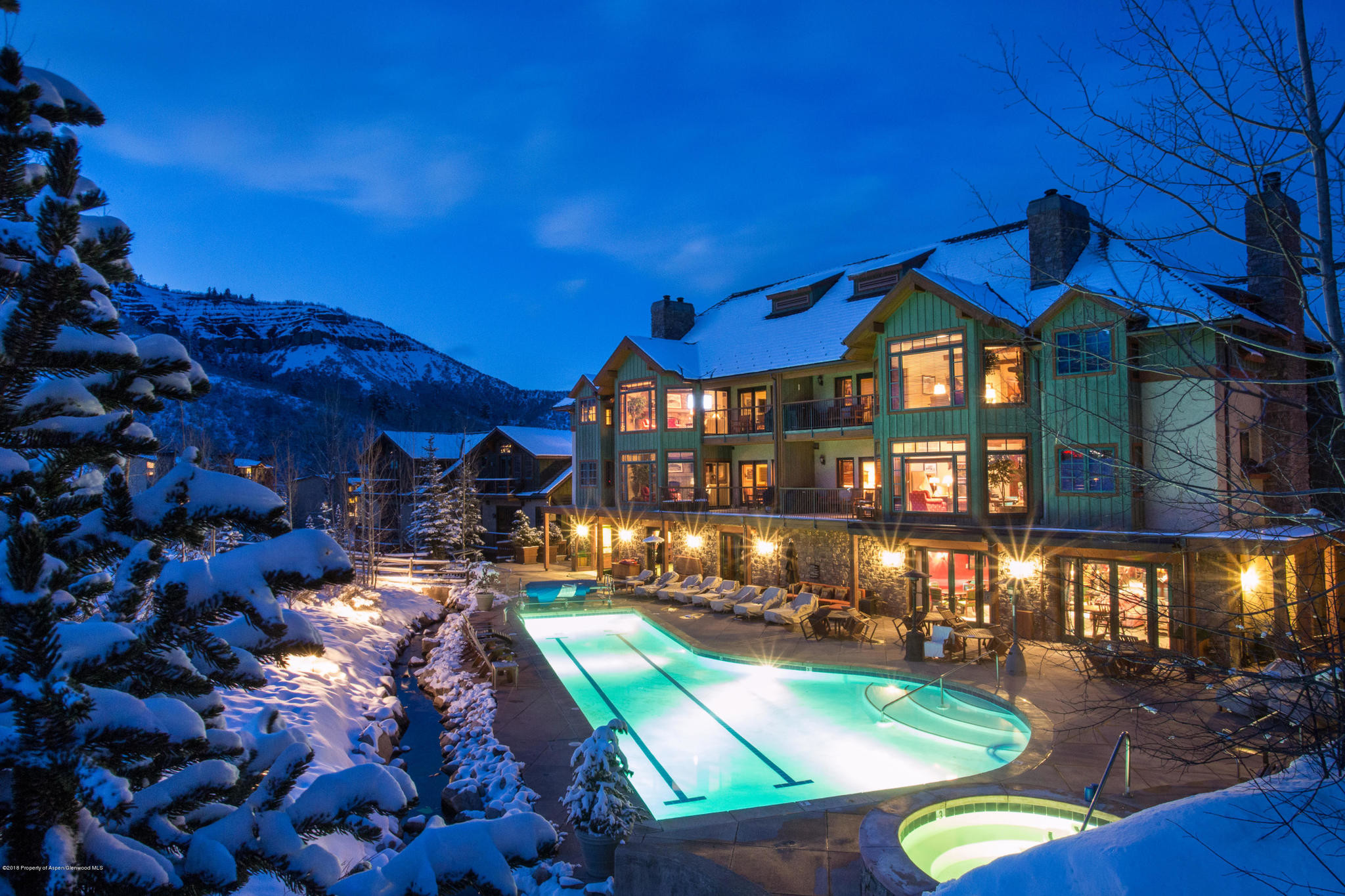 Condo In Timbers Club At Snowmass