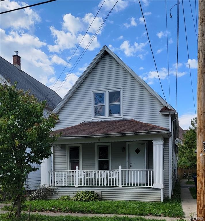 Multi-Family Home In Grant Amherst