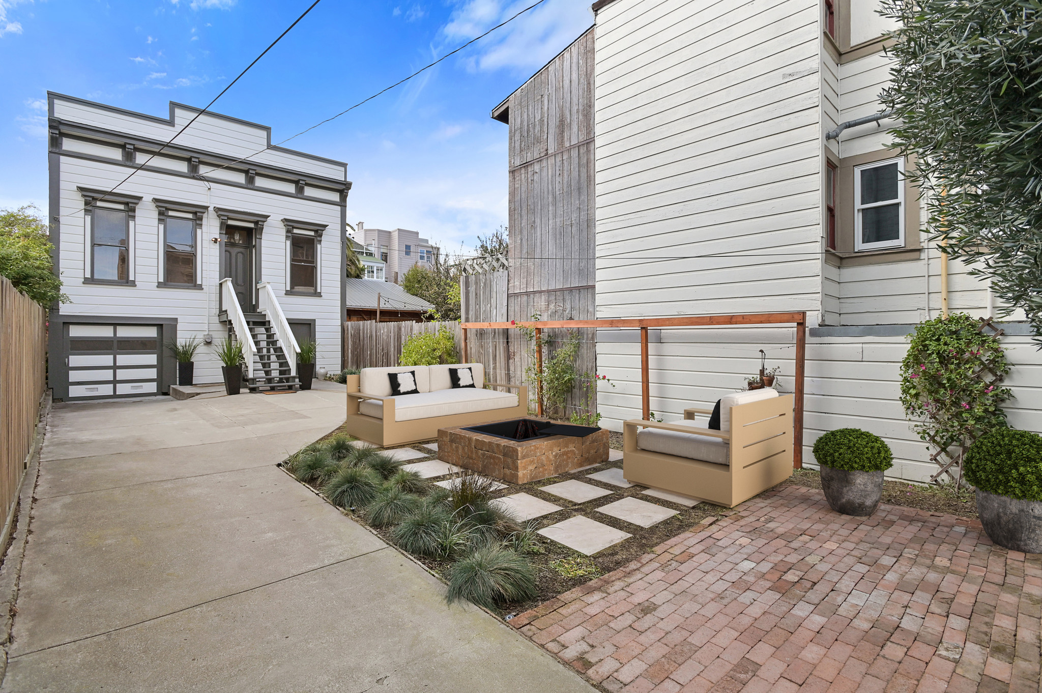 2-Bedroom House In Mission District