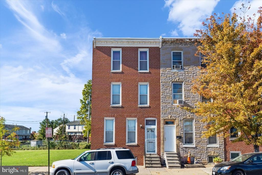 3-Bedroom Townhouse In Sandtown Winchester
