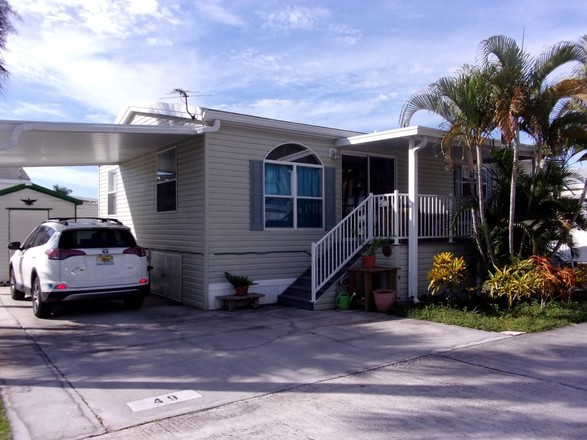 Mobile Home In Fort Myers