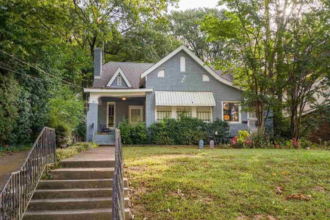 Multi-Family Home In Evergreen Historic District