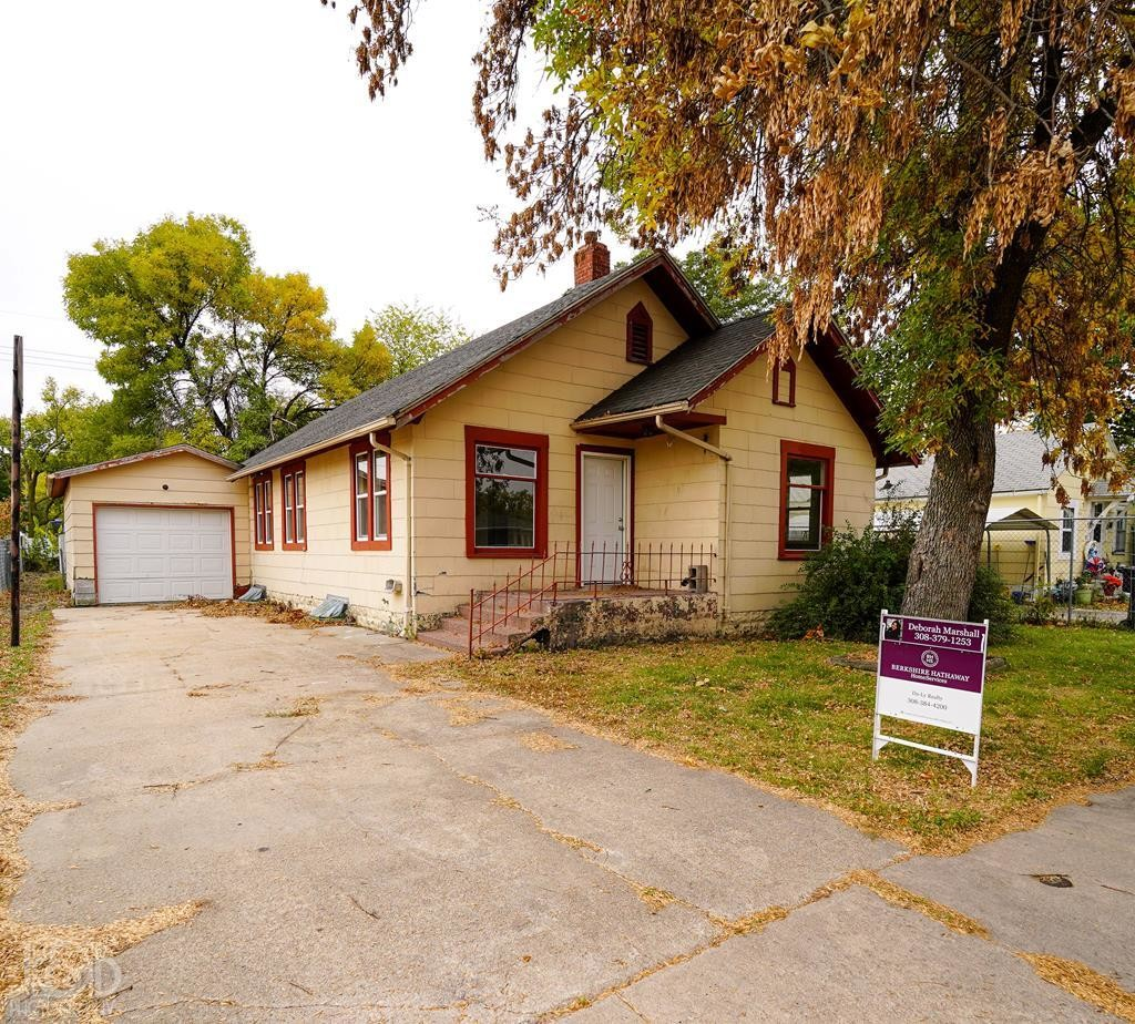 Updated 4-Bedroom House In Grand Island
