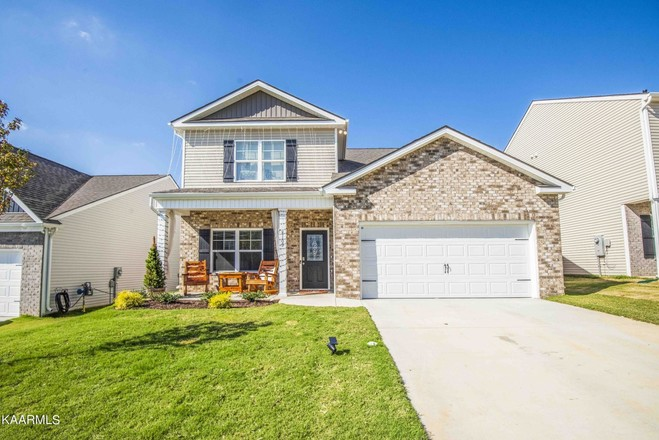 4-Bedroom House In Knoxville