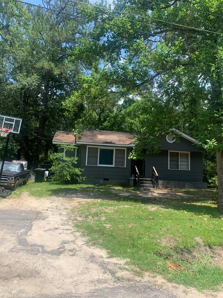 1-Story House In Moultrie