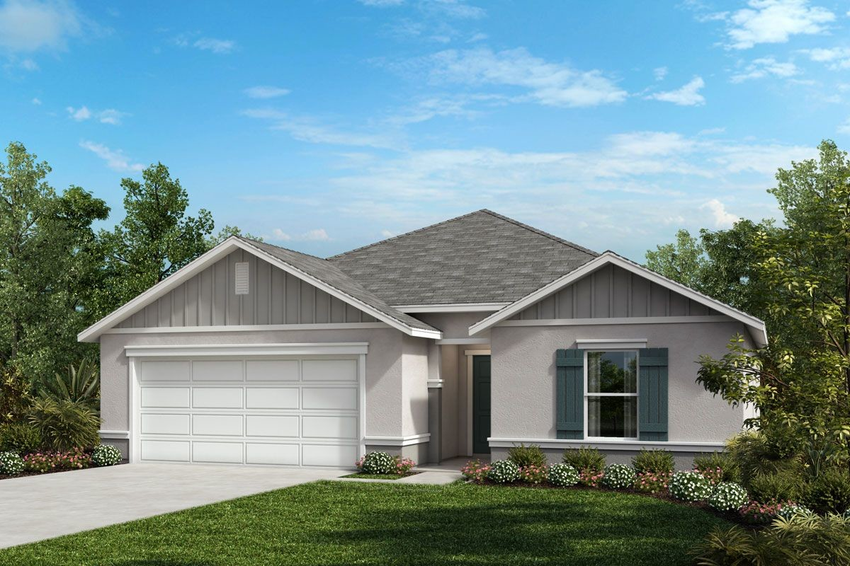 Move In Ready New Home In Gramercy Farms Community