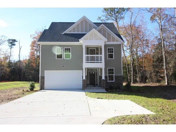 Ready To Build Home In Built On Your Lot in Chesapeake Community