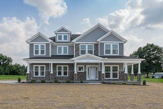 Ready To Build Home In Built On Your Lot in Waterfront Community