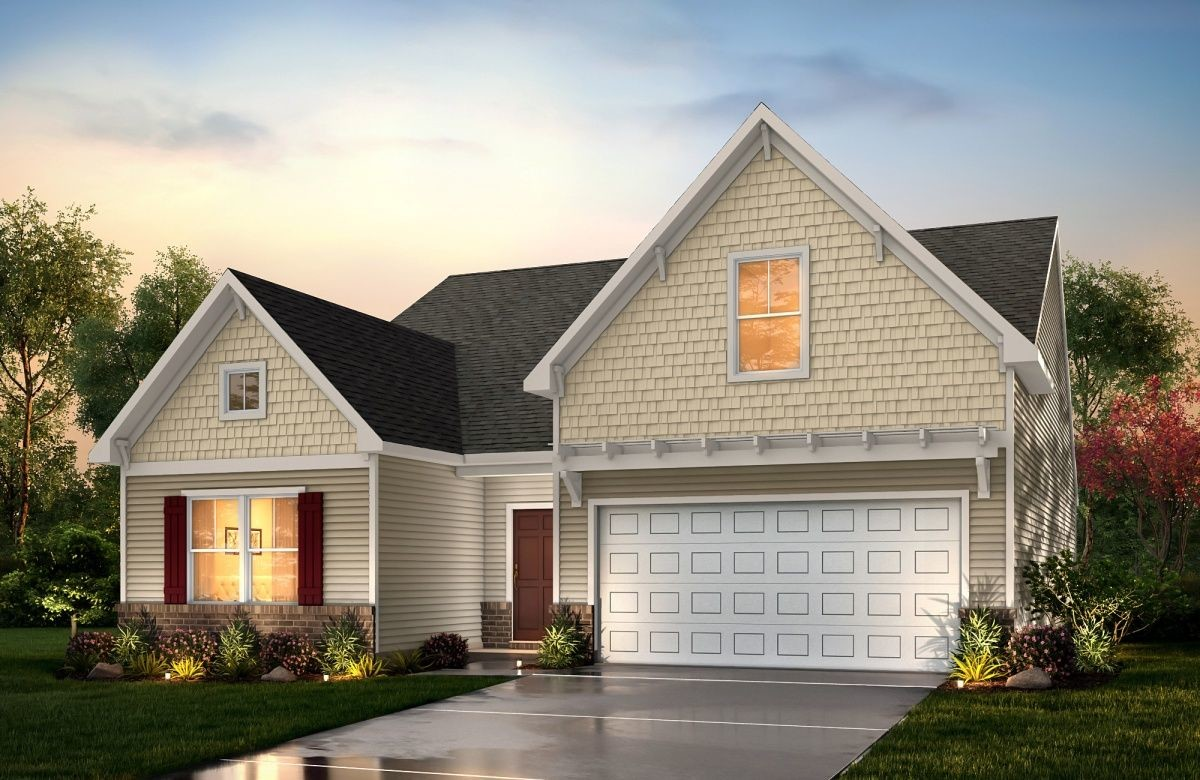 Move In Ready New Home In Tillery Tradition Community