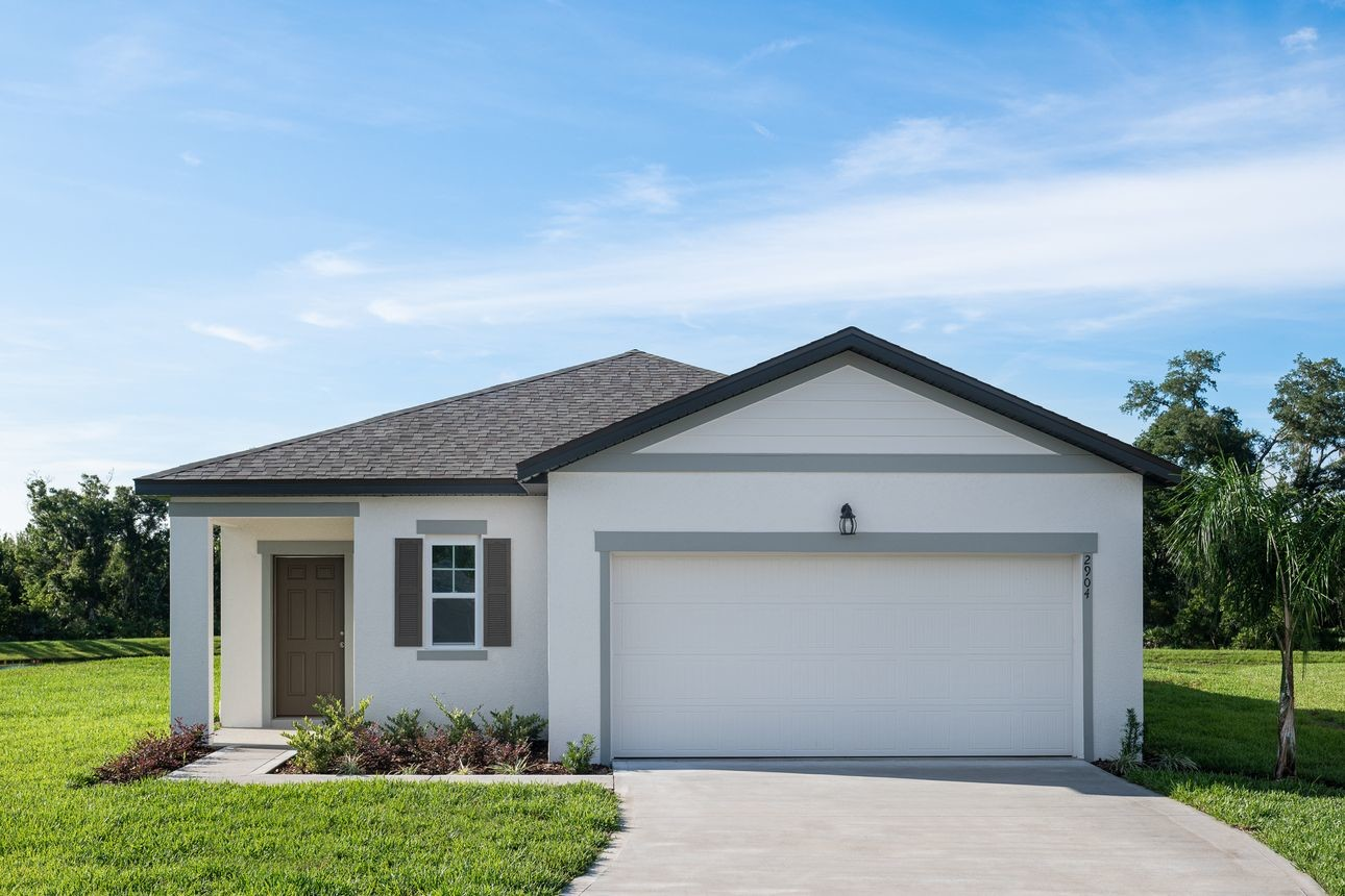 Move In Ready New Home In Sunbrooke Community