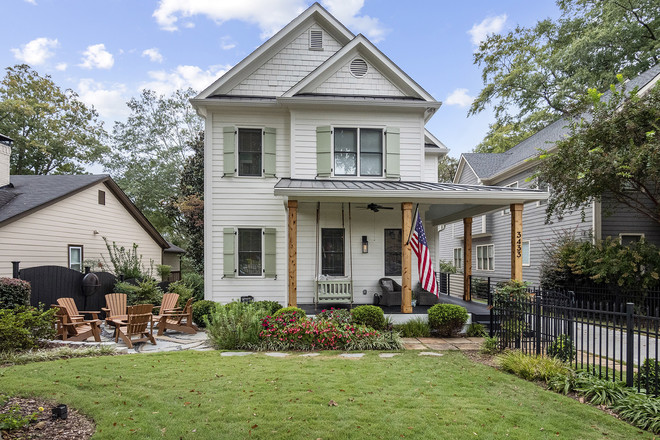 Updated 5-Bedroom House In College Park
