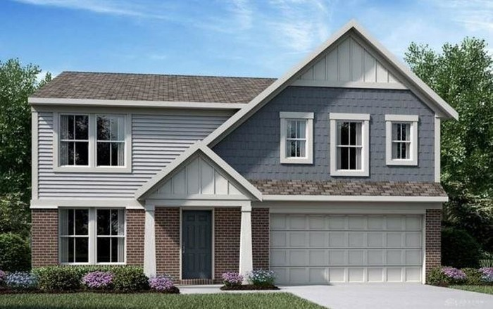 Upgraded 4-Bedroom House In Tipp City
