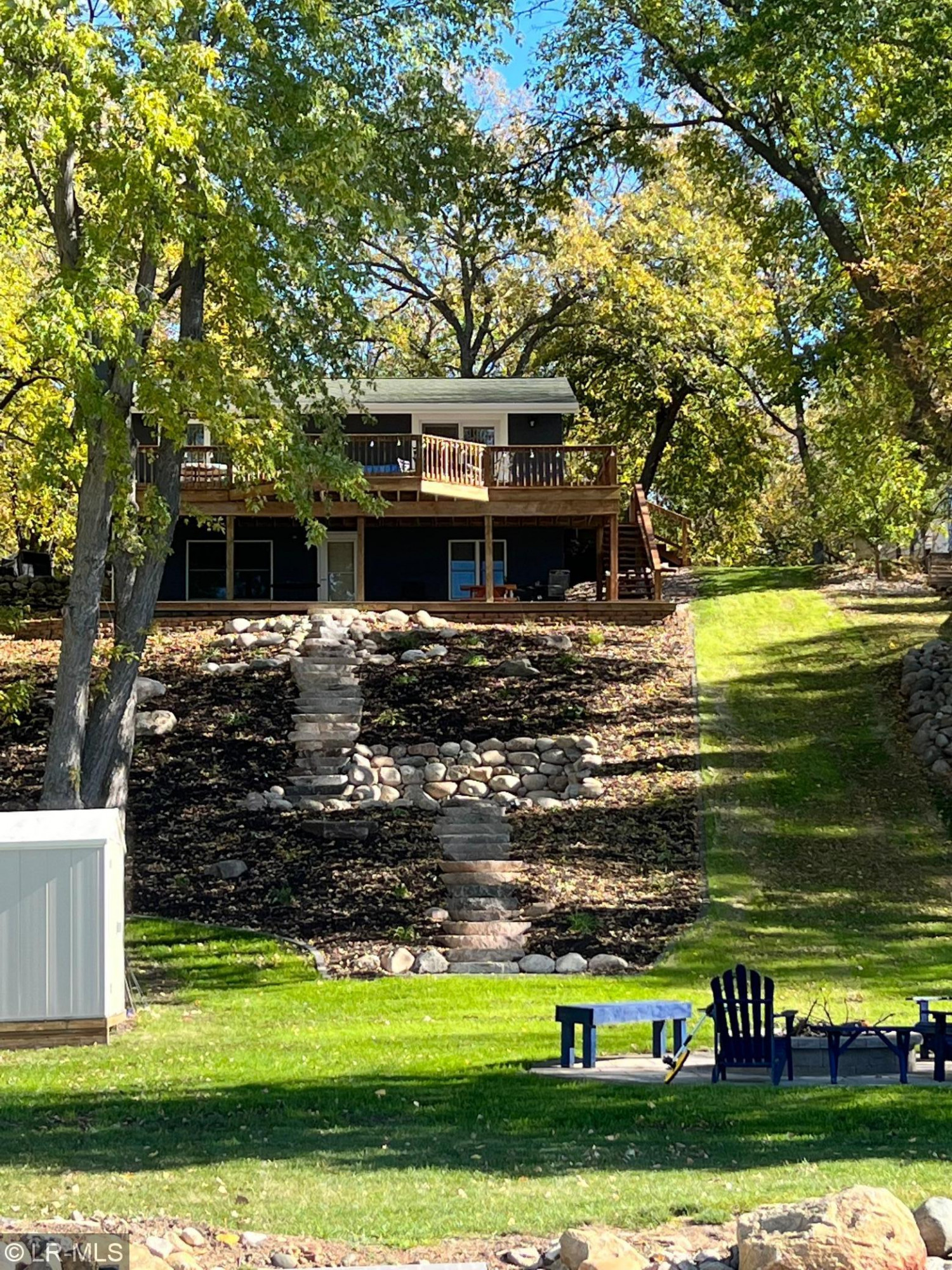 Updated 3-Bedroom House In Battle Lake