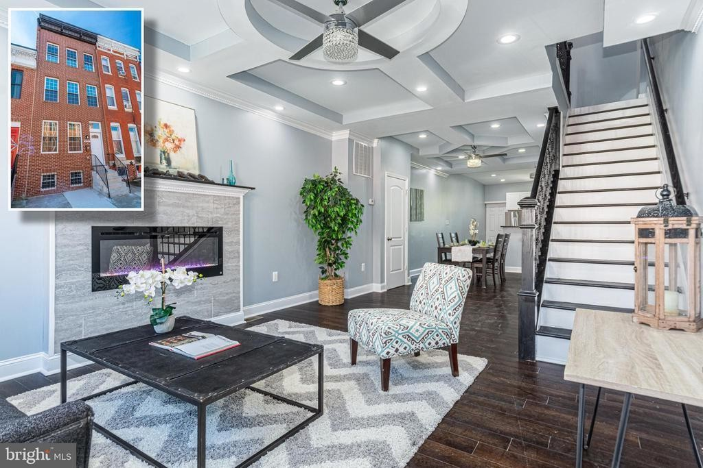Renovated 5-Bedroom Townhouse In Center West