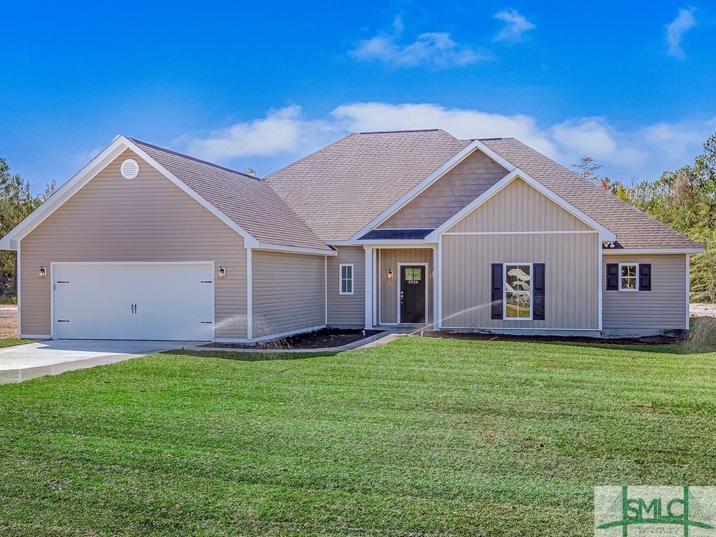 Upgraded 4-Bedroom House In Ludowici