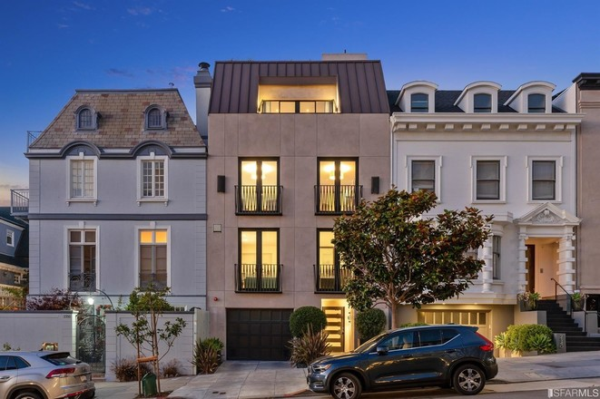 House In Pacific Heights