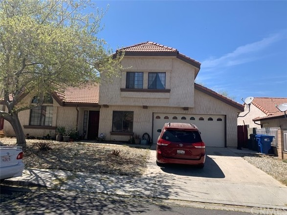 House In Palmdale