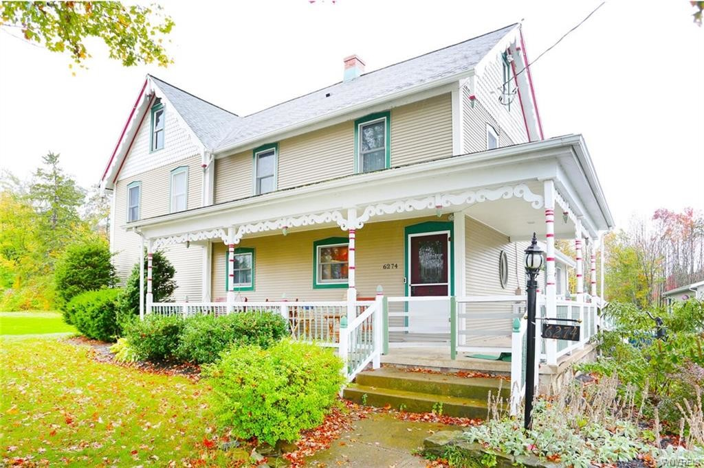 Restored 4-Bedroom House In Orchard Park