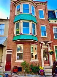 Remodeled 4-Bedroom House In Old Allentown Historic District