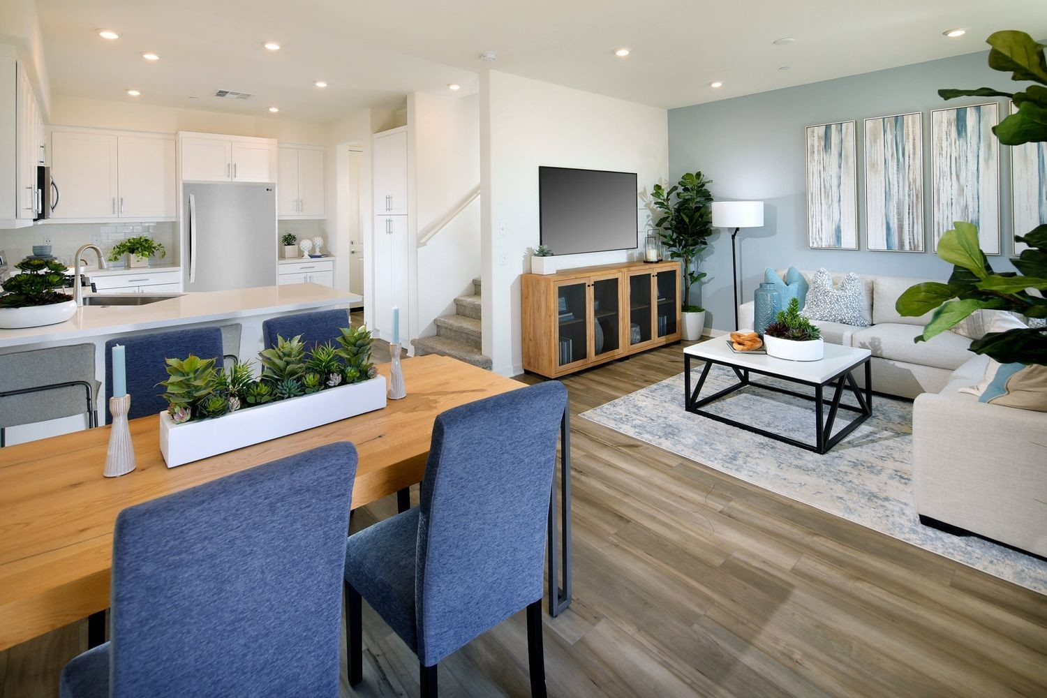 Move In Ready New Home In Echo Community
