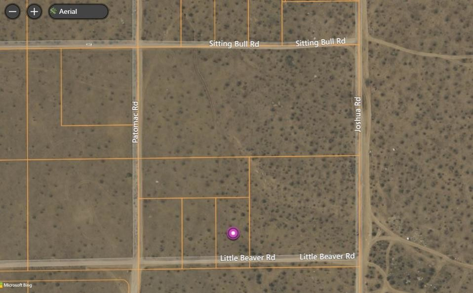 Lot In Apple Valley