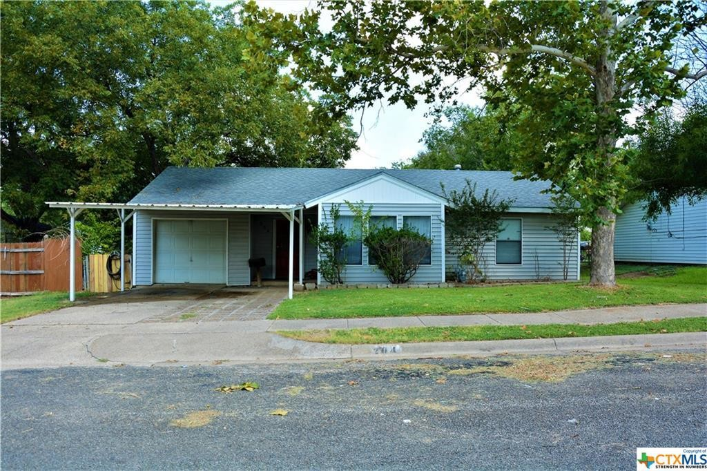 Updated 3-Bedroom House In Gatesville