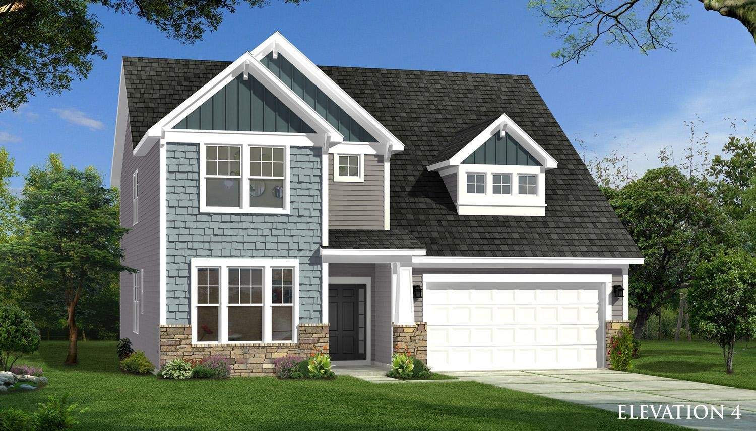 Move In Ready New Home In Havenstone Community