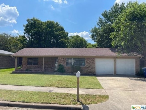 1-Story House In Copperas Cove