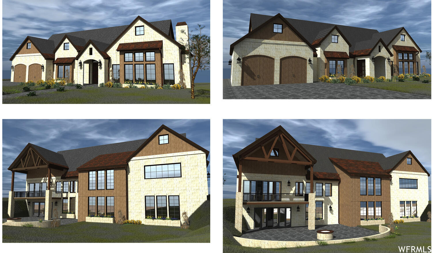 4-Bedroom House In Cascades At Soldier Hollow