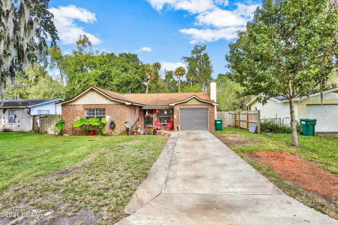 3-Bedroom House In Holly Hill